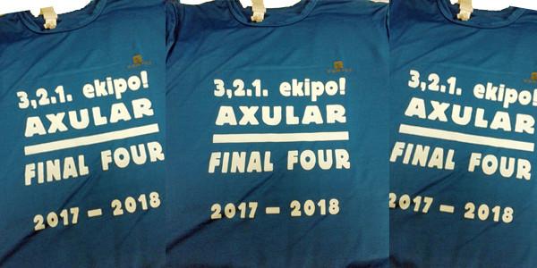 Final Four Axularren