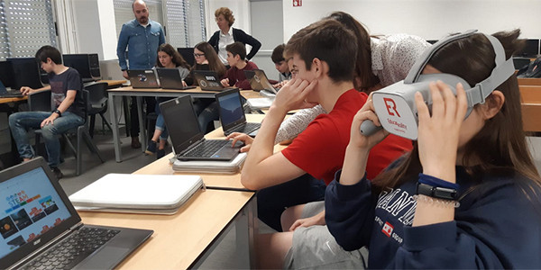 3D proiektua Educa Reality-rekin