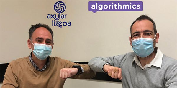 Axular Lizeoak Algorithmics aukeratu du Lehen Hezkuntzako ikasleentzako programazio-lengoaiako hezkuntza-programa indartzeko