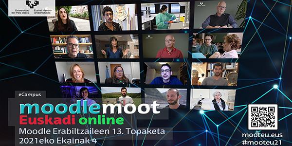 Axular Lizeoa MoodleMoot Euskadi topaketan